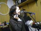 歌う(フリ)北田ちゃん